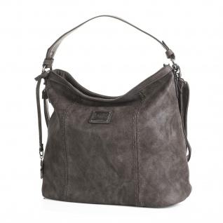 Lois Henkeltasche Für Damen Schultertasche Hobo Bag Handtasche Umhängetasche Einkauftasche 93070