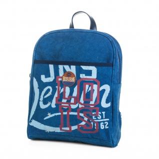 Lois Rucksack Für Damen Denim Design Segeltuch Tragetasche Handtasche Praktisch Bakpack 91250