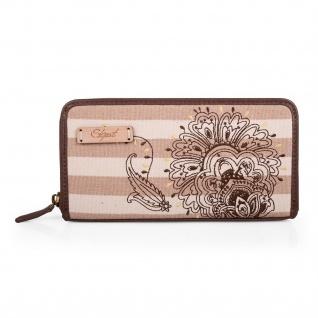 Portmonnaie Für Damen Geldbeutel Brieftasche Geldtasche Qualität Und Design 25601