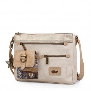 SKPAT Schultertasche Für Damen Cross-Body Bag Umhängetasche Tasche 95449