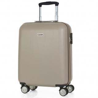 Itaca Hartschale Reisekoffer 55X40x20 Cm ABS. 4 Rollen. Kabinengepäck. Handgepäck. Reisekoffer. Boardcase. Koffer. T58050