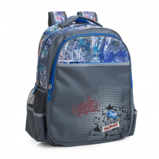 SKPAT Schulrucksack Gepolstertes Polyester Backpack 53904
