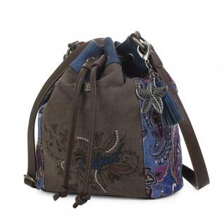 SKPAT Handtasche Für Damen Henkeltasche Schultertasche Bucket Bag Einkaufen Oder Reisen 95682