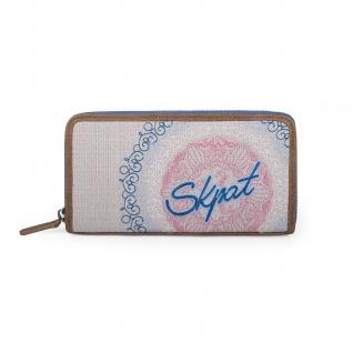 SKPAT Portmonnaie Für Damen Geldbeutel Brieftasch Scheintaschce Geldtasche 25701