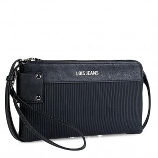 Lois Kulturtasche Für Damen Shultertasche Abendtasche RFID-Schutz 303709