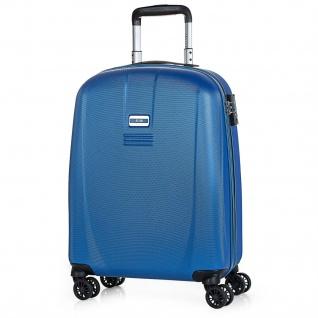 JASLEN Hartschalen Reisekoffer 55 Cm ABS Kabinengepäck Handgepäck 56550