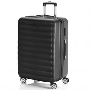 Itaca Reisekoffer 65Cm ABS. 4 Rollen. Hartschalenkoffer. Erweiterbar. Reisegepäck. Gute Qualität Und Schönes Design. Koffer 71260
