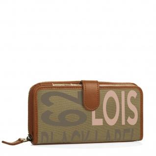 Lois Geldbörse Für Damen Geldbeutel Geldtasche Portmonnaie Scheintasche 91718