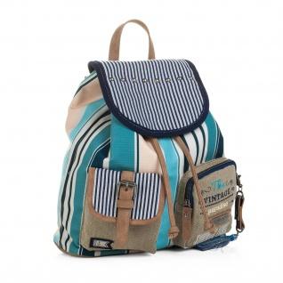 SKPAT Rucksack Für Damen Tragetasche Handtasche Backpack Schnurförmig 92928