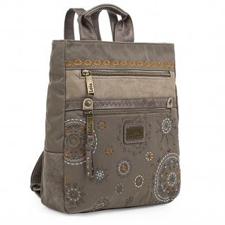 Lois City Rucksack Für Damen Backpack Rucksäcke 304473