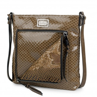 Lois Schultertasche Für Damen Umhängetasche Cross-Body Bag Tasche 302144