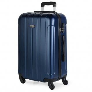 Itaca Reisekoffer 63Cm ABS. 4 Rollen. Hartschale. Reisegepäck. Koffer. Gute Qualität Und Schönes Design. 771160