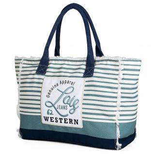Lois Strandtasche Einkauftasche Badetasche Shopper 601007