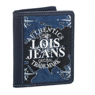 Brieftasche Kartenhalter Canvas Geldbörse 12720