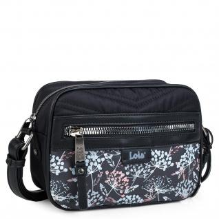 Lois Schultertasche Für Damen RFID-Schutz Abendtasche Mini Bag 304086
