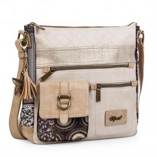 SKPAT Schultertasche Für Damen Cross-Body Bag Umhängetasche Tasche 95472