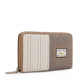 SKPAT Portmonnaie Große Für Damen Geldbeutel Brieftasche Geldtasche. 301720