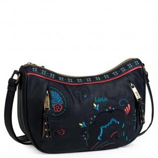 Lois Umhängetasche Für Damen Schultertasche Hobo Bag Tasche. 302565