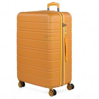 Große Reisetasche, 4 Räder. Ausziehbares, Starres ABS. Hart, Praktisch, Bequem, Leicht Und Schön. Marke Und Stil Von Hoher Qualität. TSA-Vorhängeschloss 171270