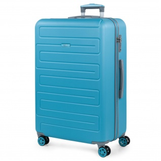 Hochwertig ABS Handgepäck. 4 Rollen. Praktisch, Bequem Und Leichter. Hängeschloss TSA. Groß Koffer. Hochwertiger Und Markenzeichen. 175070
