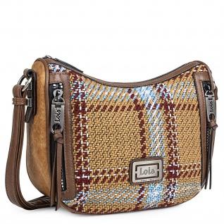 Lois Hobo Tasche Für Damen Schultertasche Umhängtasche Crossbody Bag 303556