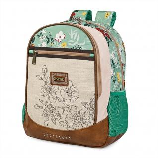 SKPAT Rucksack. Laptop 15 Backpack Messenger Bag 301601