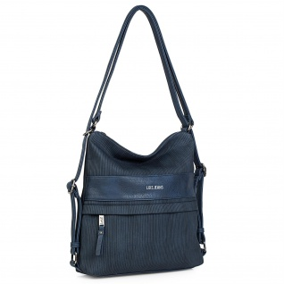 Lois Henkeltasche Oder Ruscksack Für Damen Handtasche 303771