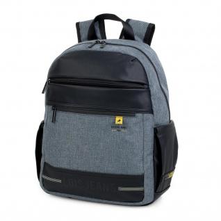 Lois Rucksack Für Herren . Laptop 15. Messenger Rucksäcke. Praktisch Für Arbeit, Reisen Oder Unterwegs. Lässiges Design. 96736