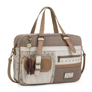 SKAPAT Aktentasche Dokumentenhalter Für Laptop 15 Für Damen Schultertasche Umhängetasche Messenger Bag 301739