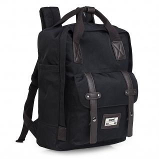 SKPAT Lässiges Rucksack. Cityruscksack. Backpack. Reißverschluss. Mehrere Fächer. Praktisch Und Bequem. Nylon. Handtasche. 305536
