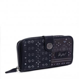 SKPAT Portmonnaie Für Damen Geldbeutel Brieftasche Geldtasche 27616