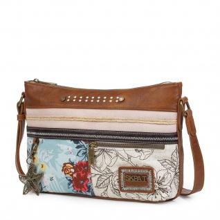 SKPAT Umhängetasche Für Damen Schultertasche Crossbody Bag 301630