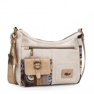 SKPAT Schultertasche Für Damen Cross-Body Bag Umhängetasche Lässiges Design 95456