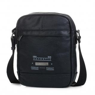 Itaca Schultertasche Für Herren. IPAD Oder Tablet. Umhängetasche. Reisebrieftasche. Messenger Tasche. Kuriertasche. Cross-Body Bag. T26026