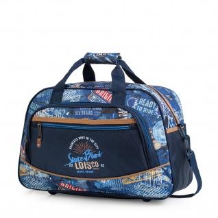 Sporttasche Für Junge Auch Für Reisen Anpassbar An Das Trolley 130145