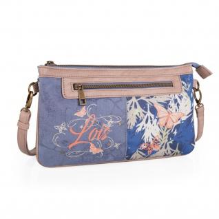Lois Schultertasche Für Damen Handtasche Umhängetasche Abendtasche 26089