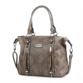 Lois Umhängetasche Für Damen Shopping Handtasche Henkeltasche Einkauftasche 94647