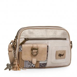 SKPAT Schultertasche Für Damen Abendtasche Cross-Body Bag Umhängetasche 95483
