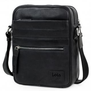 Tasche Kleiner, Kuriertasche Verstellbarer Für Männer. Aus Echtem Leder. Praktisch, Vielseitig, Leicht Und Funktionell. 305926