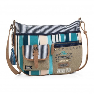 SKPAT Umhängetasche Für Damen Schultertasche Praktisch Und Leicht. Qualität Tasche 92948 - Vorschau 1