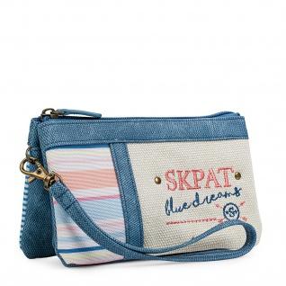 SKPAT Portmonnaie Für Damen Geldbeutel Brieftasche Geldtasche 302519