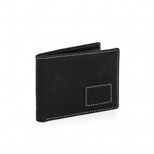 Lois Brieftasche Für Herren Portemonnaie Geldbörse Kartenhalter Echtleder Geldbörse Scheintasche 11401 - Vorschau 1