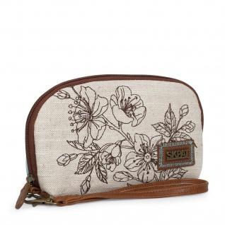 SKPAT Handtasche Für Damen Mit Handgriff Münzbörse Geldbeutel Brieftasche Geldtasche 301608