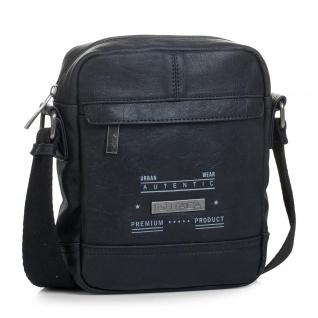 Itaca Schultertasche Für Herren. Umhängetasche. Reisebrieftasche. Kuriertasche. Messenger Tasche. Cross-Body Bag. T26022