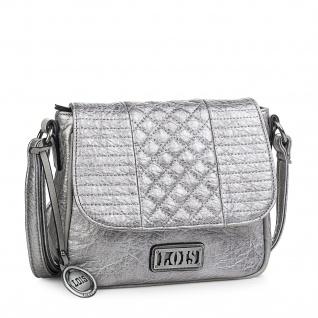 Lois Kleine Schultertasche Für Damen Mit Klappe Abendtasche Tasche Mini Bag 94885