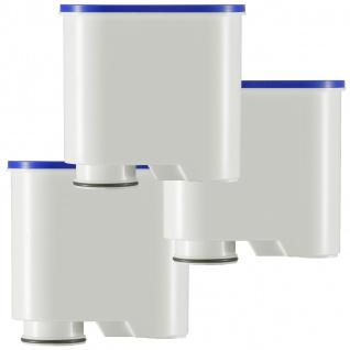 3 Wasserfilterkartuschen, Patronen kompatibel für Kaffeevollautomaten von Philips - SAECO