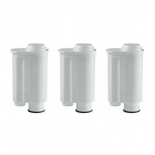 3 Wasserfilterpatronen, Kaartuschen geeignet für Saeco Philips Intenza Kaffeemaschinen