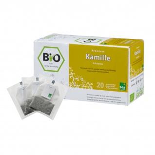 Bio Kamille - Kräuter Tee