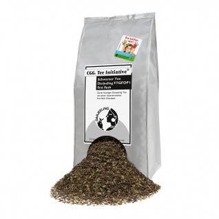 Darjeeling Tee Initiative First Flush, schwarzer Tee, 1kg
