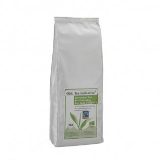 500g Bio Fairtrade Darjeeling Tee Initiative first flush FTGFOP, loser Tee